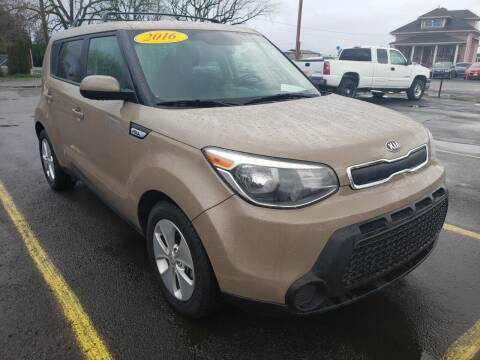 2016 Kia Soul for sale at Low Price Auto and Truck Sales, LLC in Salem OR