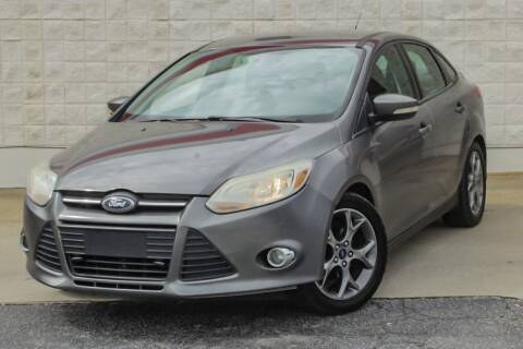 2014 Ford Focus for sale at Cannon Auto Sales in Newberry SC