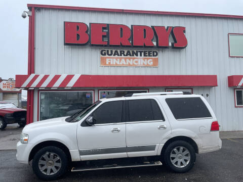 2010 Lincoln Navigator for sale at Berry's Cherries Auto in Billings MT