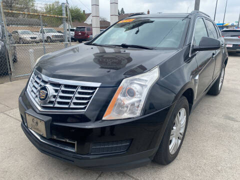 2014 Cadillac SRX for sale at Matthew's Stop & Look Auto Sales in Detroit MI