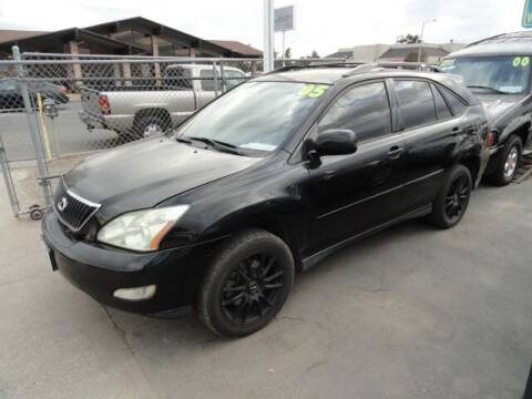 2005 Lexus RX 330 for sale at Gridley Auto Wholesale in Gridley CA