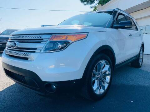2012 Ford Explorer for sale at North Georgia Auto Brokers in Snellville GA