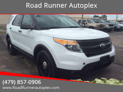 2014 Ford Explorer for sale at Road Runner Autoplex in Russellville AR