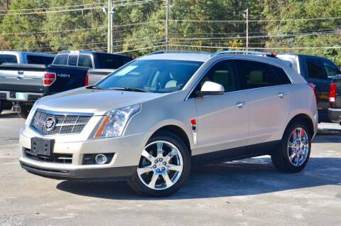 2012 Cadillac SRX for sale at Marietta Auto Mall Center in Marietta GA