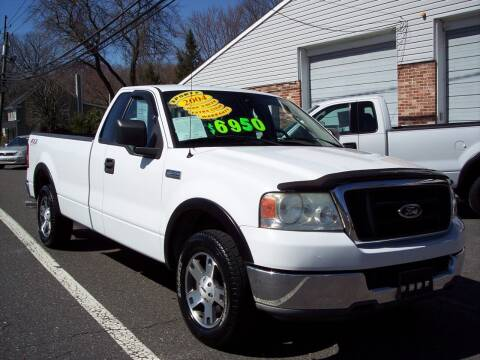 2004 Ford F-150 for sale at Motor Pool Operations in Hainesport NJ