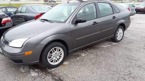 2007 Ford Focus for sale at BBC Motors INC in Fenton MO