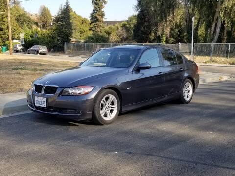 2008 BMW 3 Series for sale at Gateway Motors in Hayward CA