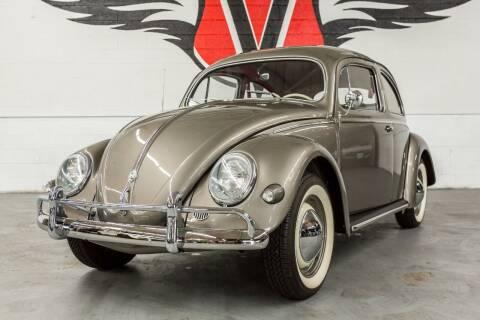 1956 Volkswagen Beetle for sale at Veloce Motors in San Diego CA