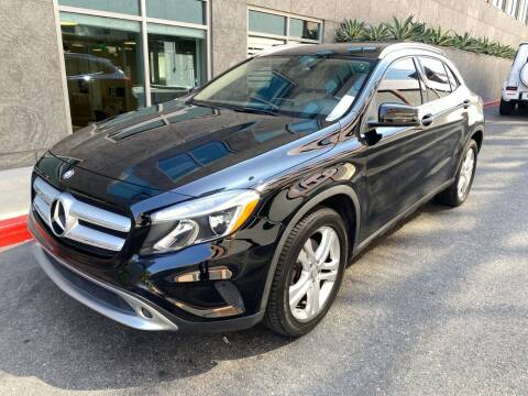2015 Mercedes-Benz GLA for sale at A.I. Monroe Auto Sales in Bountiful UT