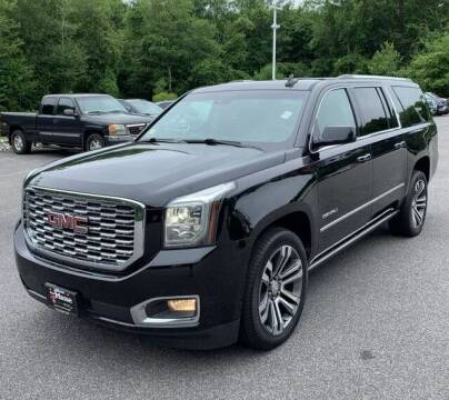 2018 GMC Yukon XL for sale at Tim Short Auto Mall in Corbin KY