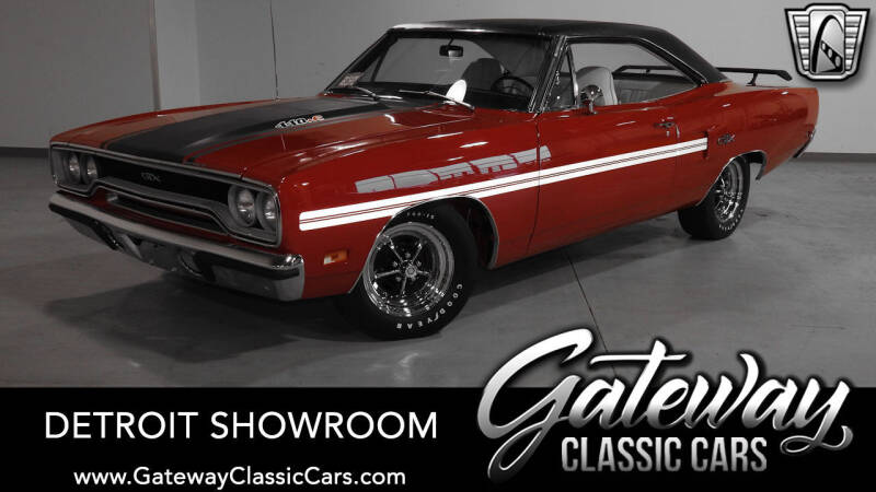 1970 Plymouth GTX for sale in Dearborn, MI