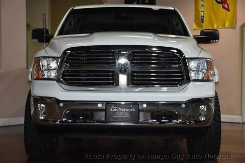 2016 RAM Ram Pickup 1500 for sale at Tampa Bay AutoNetwork in Tampa FL