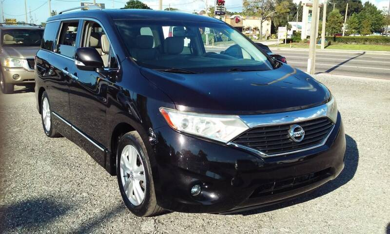 2011 Nissan Quest for sale at Pinellas Auto Brokers in Saint Petersburg FL