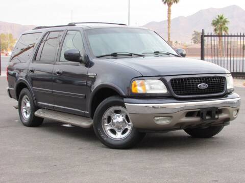 2001 Ford Expedition for sale at Best Auto Buy in Las Vegas NV