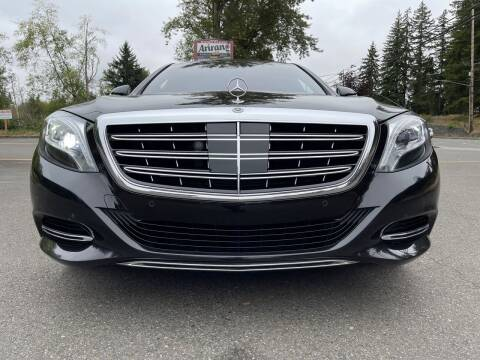 2017 Mercedes-Benz S-Class for sale at CAR MASTER PROS AUTO SALES in Lynnwood WA