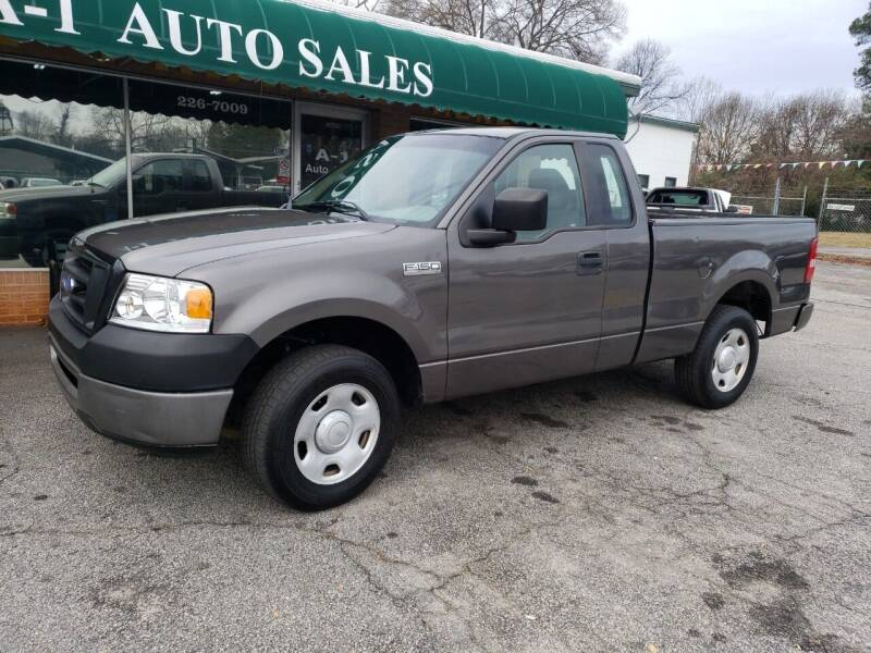 2008 Ford F-150 for sale at A-1 Auto Sales in Anderson SC