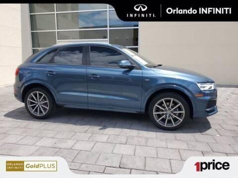 2018 Audi Q3 for sale at Orlando Infiniti in Orlando FL