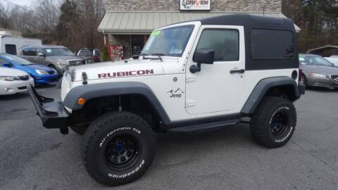 2009 Jeep Wrangler for sale at Driven Pre-Owned in Lenoir NC