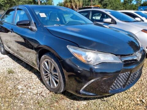 2015 Toyota Camry for sale at Empire Automotive Group Inc. in Orlando FL