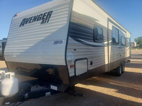 2017 Forest River Avenger for sale at Ultimate RV in White Settlement TX