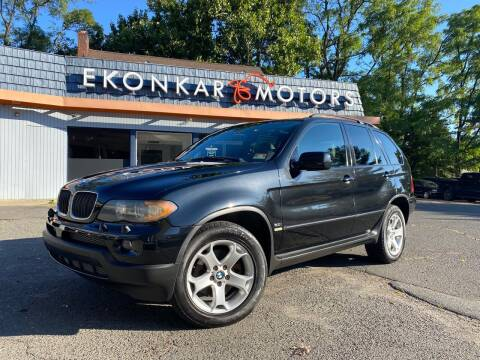 2006 BMW X5 for sale at Ekonkar Motors in Scotch Plains NJ
