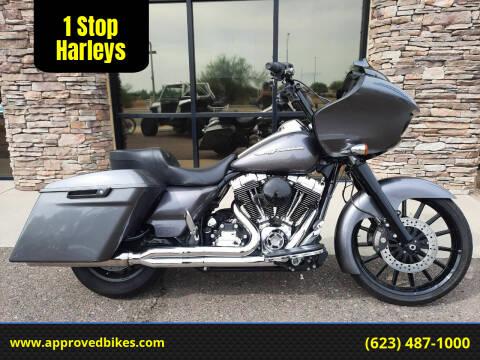 2016 Harley-Davidson Road Glide FLTRX for sale at 1 Stop Harleys in Peoria AZ
