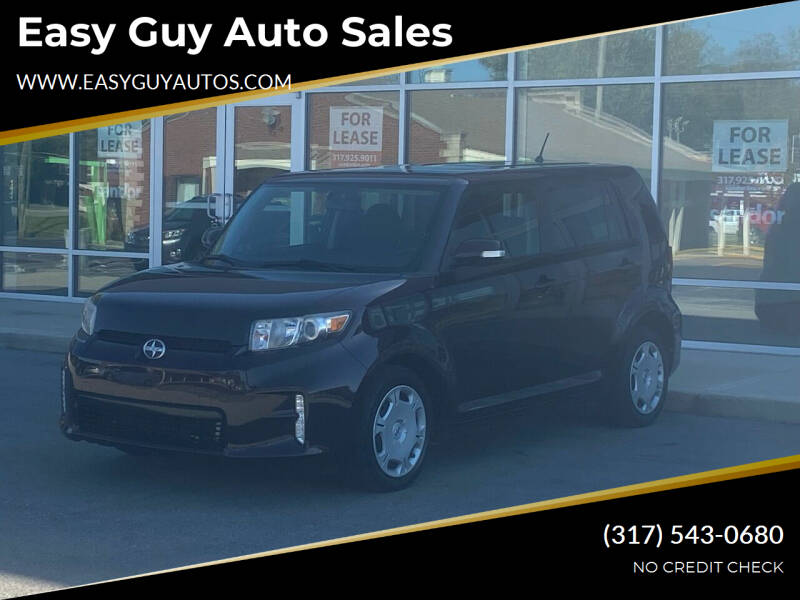 2013 Scion xB for sale at Easy Guy Auto Sales in Indianapolis IN