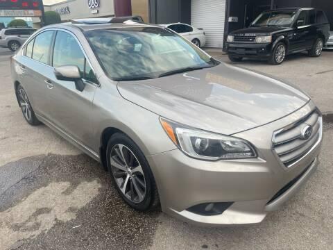 2015 Subaru Legacy for sale at Austin Direct Auto Sales in Austin TX