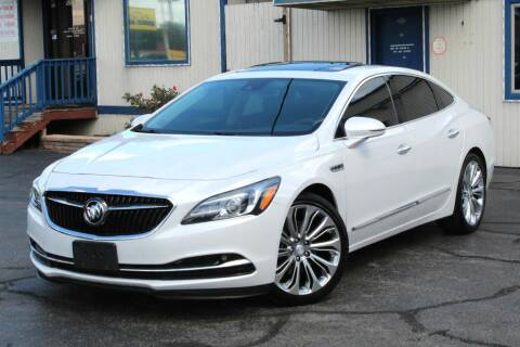 2017 Buick LaCrosse for sale at Dynamics Auto Sale in Highland IN