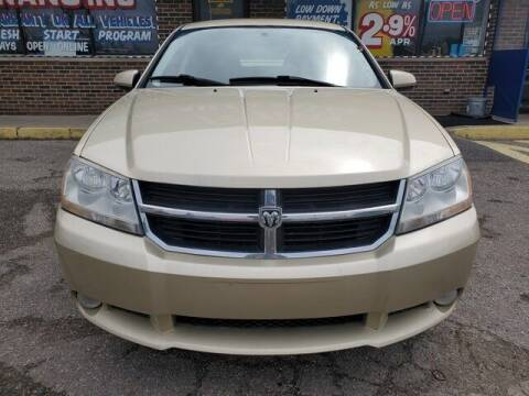 2010 Dodge Avenger for sale at R Tony Auto Sales in Clinton Township MI
