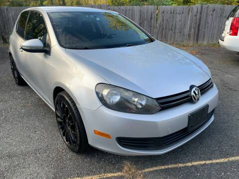 2010 Volkswagen Golf for sale at D & M Discount Auto Sales in Stafford VA