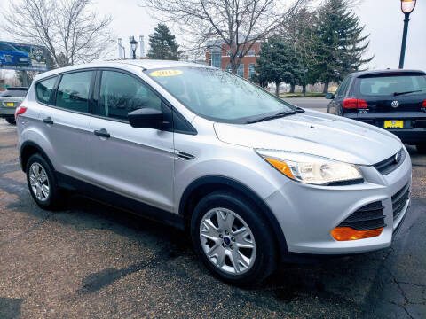 2013 Ford Escape for sale at J & M PRECISION AUTOMOTIVE, INC in Fort Collins CO