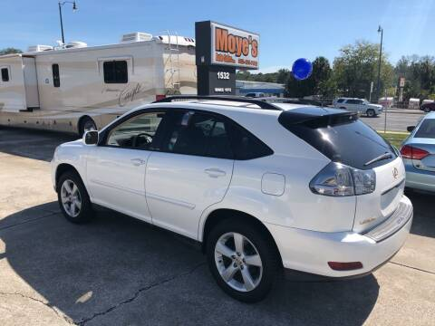 2006 Lexus RX 330 for sale at Moye's Auto Sales Inc. in Leesburg FL