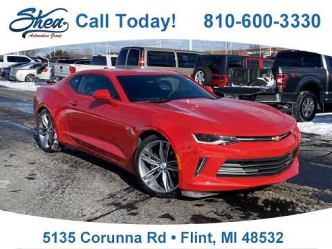 2018 Chevrolet Camaro for sale at Jamie Sells Cars 810 - Linden Location in Flint MI