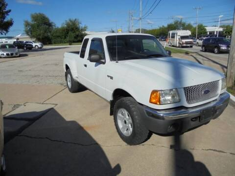2002 Ford Ranger for sale at Reliance Rental Used Cars in Maumee OH