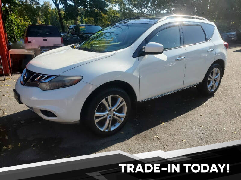 2011 Nissan Murano for sale at Cars 4 U in Haverhill MA