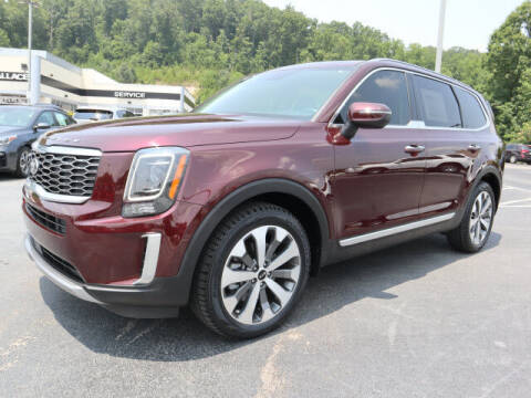 2020 Kia Telluride for sale at RUSTY WALLACE KIA OF KNOXVILLE in Knoxville TN