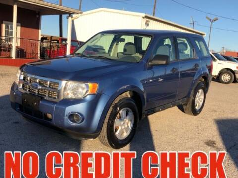 2009 Ford Escape for sale at Decatur 107 S Hwy 287 in Decatur TX