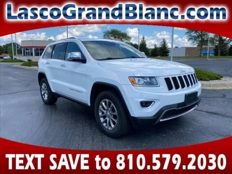 2014 Jeep Grand Cherokee for sale at Lasco of Grand Blanc in Grand Blanc MI