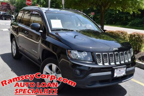 2015 Jeep Compass for sale at Ramsey Corp. in West Milford NJ