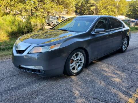 2009 Acura TL for sale at GA Auto IMPORTS  LLC in Buford GA