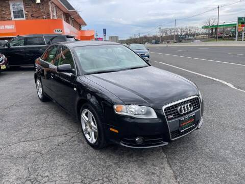 2008 Audi A4 for sale at Bloomingdale Auto Group - The Car House in Butler NJ