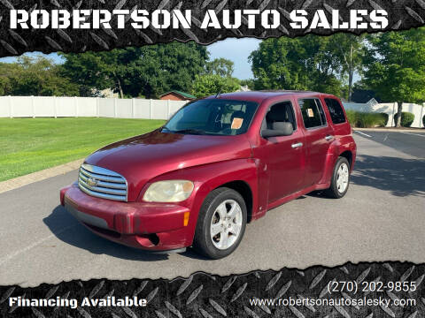 2007 Chevrolet HHR for sale at ROBERTSON AUTO SALES in Bowling Green KY