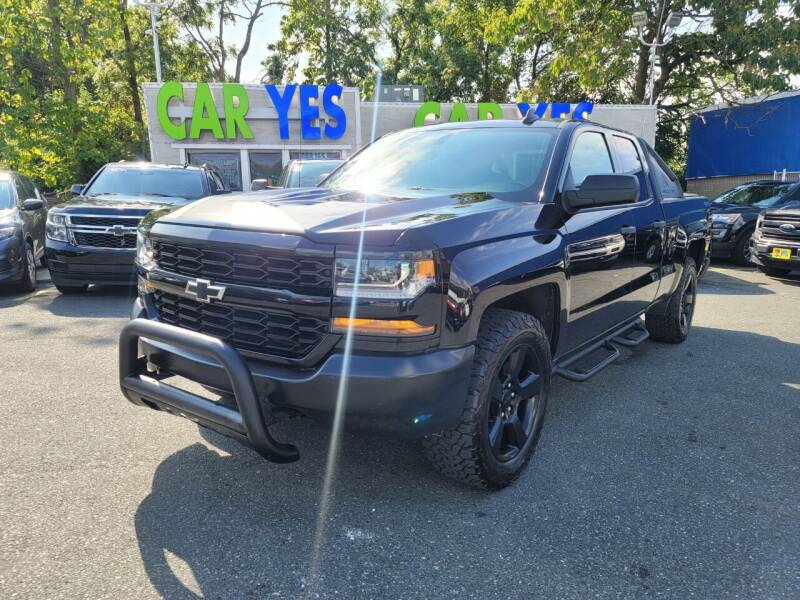 2017 Chevrolet Silverado 1500 for sale at Car Yes Auto Sales in Baltimore MD