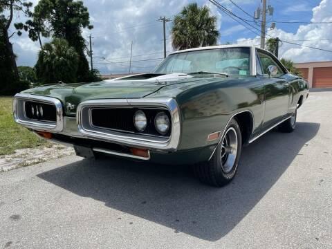 1970 Dodge Super Bee for sale at American Classics Autotrader LLC in Pompano Beach FL
