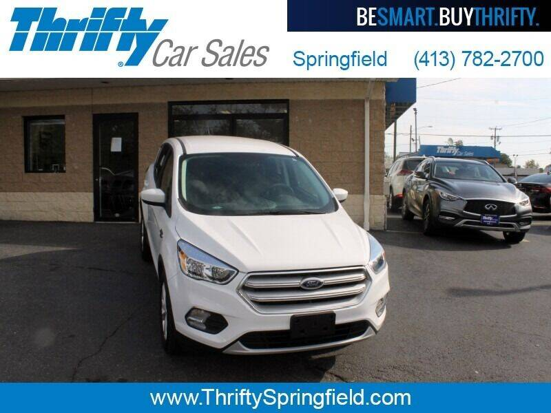 2017 Ford Escape for sale at Thrifty Car Sales Springfield in Springfield MA