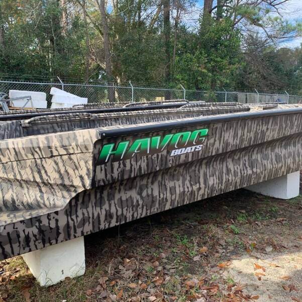 2021 Havoc 1656 DBST for sale at Southside Outdoors in Turbeville SC
