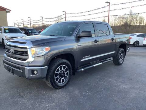 2014 Toyota Tundra for sale at Auto Martt, LLC in Harrodsburg KY
