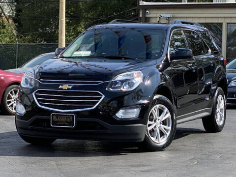 2016 Chevrolet Equinox for sale at Kugman Motors in Saint Louis MO