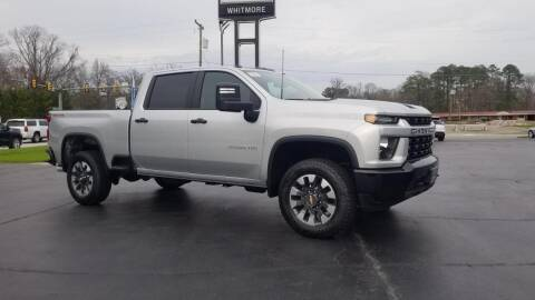 2021 Chevrolet Silverado 2500HD for sale at Whitmore Chevrolet in West Point VA